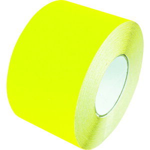 ■HESKINS アンチスリップテープ Safety Grip 100×18.3m 黄色 3401010000060YUA HESKINS社[TR-1162523]