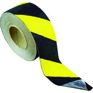 ■HESKINS アンチスリップテープ Conformable 50×18.3m 黄色/黒 3406005000060DUA HESKINS社[TR-1162532]