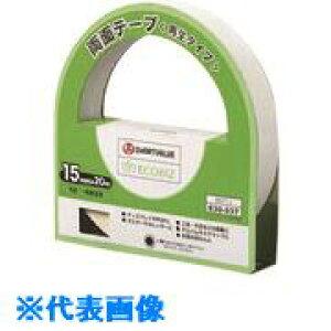 ■ジョインテックス 両面テープ<再生>15MM×20M10個 B571J-10 (831106) 〔品番:B571J-10〕[TR-1958393][送料別途見積り][法人・事業所限定][掲外取寄]