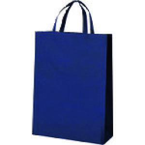 ■ジョインテックス 不織布手提げバッグ中10枚ブルー B451J-BL (871059) 〔品番:B451J-BL〕[TR-1958412][送料別途見積り][法人・事業所限定][掲外取寄]