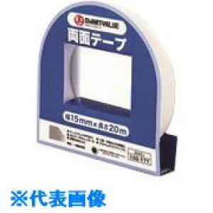 ■ジョインテックス 両面テープ 10MM×20M 10個 B048J-10 (183266) 〔品番:B048J-10〕[TR-1959789][送料別途見積り][法人・事業所限定][掲外取寄]