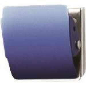 ■プラス マグネットクリップCP-040MCR M ブルー10個 (744083) 〔品番:CP-040MCR〕[TR-1964433][送料別途見積り][法人・事業所限定][掲外取寄]