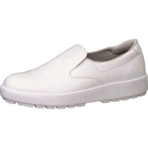 ■ミドリ安全 超耐滑軽量作業靴 ハイグリップ H−400N ホワイト 27.0cm 〔品番:H-400N-W-27.0〕[TR-2054145][送料別途見積り][法人・事業所限定][掲外取寄]