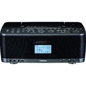 ■東芝 SD/USB/CDラジオ TYCWX90KM(2056515)[送料別途見積り][法人・事業所限定][掲外取寄]