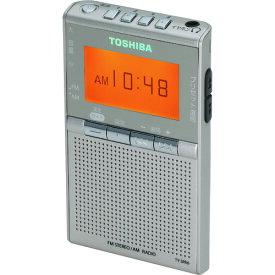 ■東芝 ポケットラジオ 〔品番:TY-SPR6(N)〕[TR-2056525][送料別途見積り][法人・事業所限定][掲外取寄]
