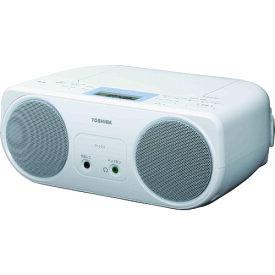 ■東芝 CDラジオ 〔品番:TY-C151(L)〕[TR-2056541][送料別途見積り][法人・事業所限定][掲外取寄]