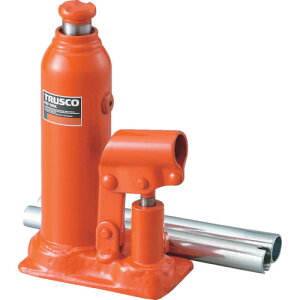 ■TRUSCO 油圧ジャッキ 2トン 〔品番:TOJ-2〕[TR-2882167]