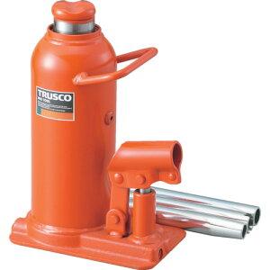 ■TRUSCO 油圧ジャッキ 10トン 〔品番:TOJ-10〕[TR-2882205]