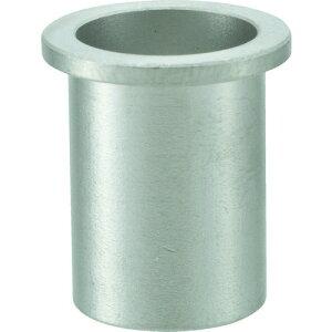 ■TRUSCO クリンプナット平頭スチール 板厚2.5 M5X0.8 1000個入[品番:TBN5M25SC][TR-3021611]