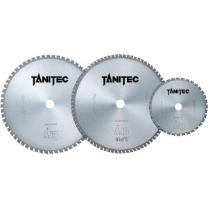 ■タニ ドライチップソー 鉄鋼用チップソー 305x2.2x25.4Hx60Z[品番:DTS305X2.2X25.4X60][TR-3101118]