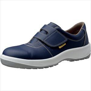 ■ミドリ安全 安全靴 MSN395静電 ネイビー 30cm MSN395SEIDENNV30(3217897)[送料別途見積り][法人・事業所限定][掲外取寄]