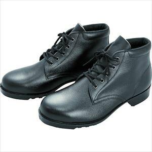 ■ミドリ安全 ゴム底安全靴 中編上 V262N 30CM V262N30(3221030)[送料別途見積り][法人・事業所限定][掲外取寄]