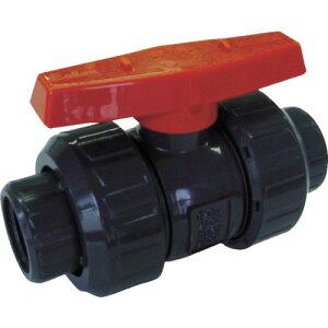 ■エスロン ボールバルブ N式 本体PVC OリングEPDM 50[品番:BV50NX][TR-3514960]