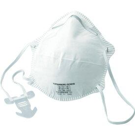■TRUSCO 使い捨て式防じんマスク DS2 (10枚入) TR-3100B トラスコ中山(株)[TR-3633071]