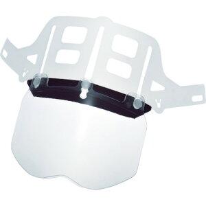 ■ミドリ安全 ヘルメット 交換用シールド面 SC−11用[品番:4007100903][TR-3965074]