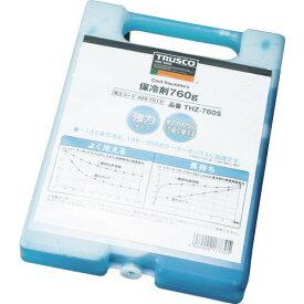 ■TRUSCO 保冷剤 760g 強冷タイプ THZ-760S トラスコ中山(株)[TR-4097513]