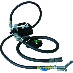 ■アクアシステム 高粘度オイルホース接続 電動ポンプ(100V) 油 〔品番:EVH-100〕[TR-4100433]