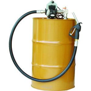 ■アクアシステム 電動ドラムポンプ(100V) 灯油・軽油 〔品番:EVPD56-100〕[TR-4100441]