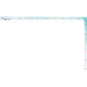 ■TRUSCO シルバ−曲尺大金サイズ1m×60cm[品番:TK1006CN][TR-4150872][送料別途見積り][法人・事業所限定]