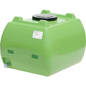 ■スイコー ホームローリータンク500 緑 HLT500GN(4568800)[送料別途見積り][法人・事業所限定]