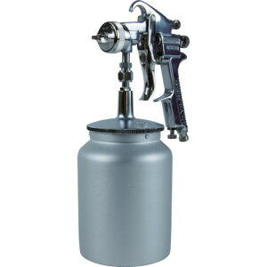 ■TRUSCO スプレーガン吸上式 ノズル径Φ1.4 1Lカップ付セット[品番:TSG508S14S][TR-4792041]