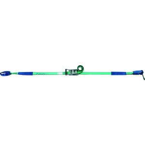 ■allsafe ベルト荷締機 ステンレス製ラチェット式しぼり35仕様(中荷重)[品番:SR3I14][TR-4795563]