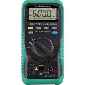 ■KYORITSU 1012K デジタルマルチメータ(電圧測定特化タイプ)[品番:KEW1012K][TR-4796365]