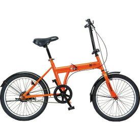 ■TRUSCO 災害時用ノーパンク自転車 ハザードランナー 20インチ THR5520 トラスコ中山(株)[TR-4892836] [個人宅配送不可]