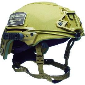 ■TEAMWENDY Exfil バリスティックヘルメット コヨーテブラウン サイ 73-32S-E32 TEAM WENDY社[TR-8202601]