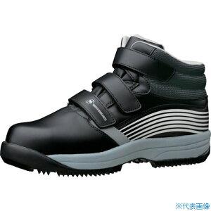 ■ミドリ安全 簡易防水 防寒作業靴 MPS−155 27.0 〔品番:MPS-155〕[TR-8258757][送料別途見積り][法人・事業所限定][掲外取寄]