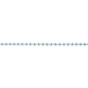 ■TRUSCO 真鍮ボールチェーン 4.9mmX10m TBCB-4910A トラスコ中山(株)[TR-8287487]
