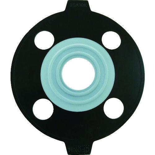 ■エスロン PTFE(テフロン)パッキン 25A JIS10K PP25 積水化学工業(株)[TR-8505707]