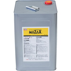 ■NIS マザックス 20Kg[品番:MZ004][TR-8550814][送料別途見積り][法人・事業所限定][メーカー取寄]