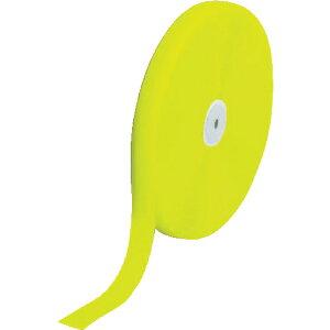 ■TRUSCO マジックテープ 縫製用B側 20mm×25m 蛍光イエロー[品番:TMBH2025LY][TR-8560765]