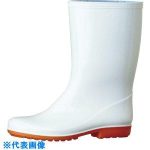 ■ミドリ安全 作業長靴 W2100ホワイト 29cm 〔品番:W2100-W-29.0〕[TR-8579263][送料別途見積り][法人・事業所限定][掲外取寄]