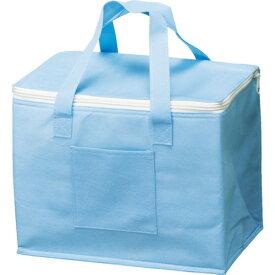 ■TRUSCO 不織布タイプ保冷バッグ ブルー HHB-B トラスコ中山(株)[TR-8681634]
