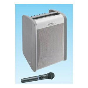 安全標識 3726 ワイヤレスアンプ ワイヤレスマイク1本付 W262×D240×H369 [送料別途お見積り]