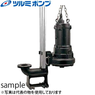 Tsurumi Mfg. ( Tsurumi submersible pump ) water wastewater pumps TO200B411
