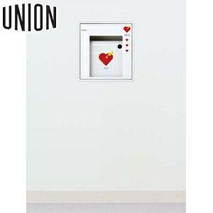 UNION(ユニオン) 全埋込AEDケース[アルジャン] UAB-103-PWH