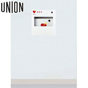 UNION(ユニオン) 全埋込消火器ボックス[アルジャン] UAB-104-PWH
