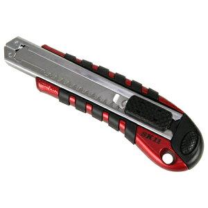 ◆藤原産業 SK11 連発式カッターナイフL AL SC-8N