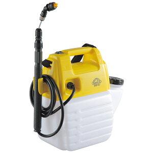 ◆藤原産業 セフティ-3 除草剤用電池式噴霧器 5L SSD-5J