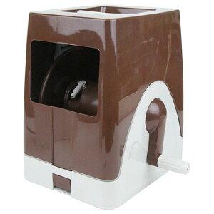 ◆藤原産業 セフティ-3 20M巻用カバー付空リール brown