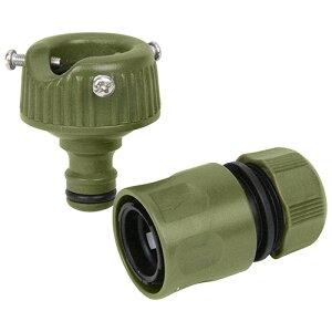 ◆藤原産業 セフティ-3 蛇口ニップルセット カラー SSK-7 OL