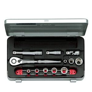 ◆京都機械工具 KTC ソケットレンチセット 9.5 TB308