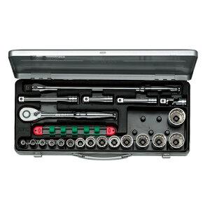 ◆京都機械工具 KTC ソケットレンチセット12.7 TB415X [個人宅配送不可]
