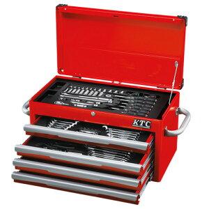 ◆京都機械工具 KTC ネプロス ツールセット NTX8701RA [個人宅配送不可]