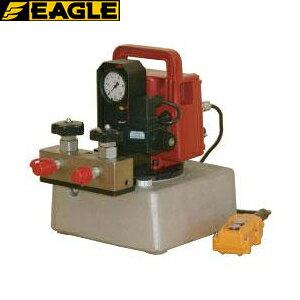 今野製作所(イーグル) 単動型電磁弁式油圧電動ポンプ 2連タイプ KH-7050S-2V
