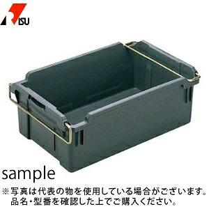 岐阜プラスチック工業 パーツボックス(ベタ目ボックス) HB-37 GY:グレー [個人宅配送不可]
