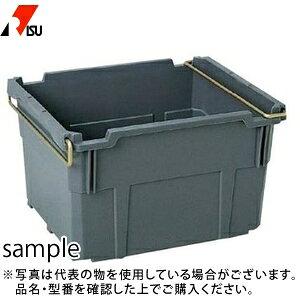 岐阜プラスチック工業 パーツボックス(ベタ目ボックス) HB-59 GY:グレー [個人宅配送不可]